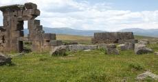 Ancient City Of Örtülü